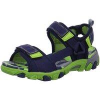Schuhe Jungen Sandalen / Sandaletten Superfit Trekkingsandalen 4-00101-80 blau