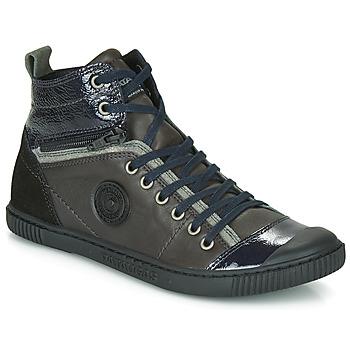 Schuhe Damen Sneaker High Pataugas BANJOU Anthrazit