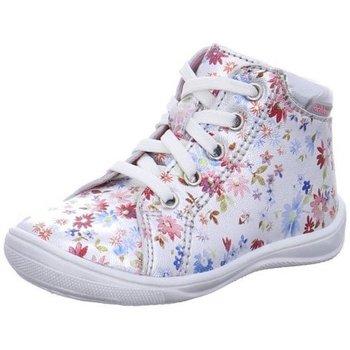 Schuhe Mädchen Derby-Schuhe & Richelieu Richter Schnuerschuhe 0324-544-0201 weiß