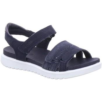Schuhe Mädchen Sandalen / Sandaletten Diverse Schuhe Flora 700192-01303 blau