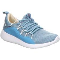 Schuhe Damen Sneaker Romika CARRY 03 2070378/516 blau