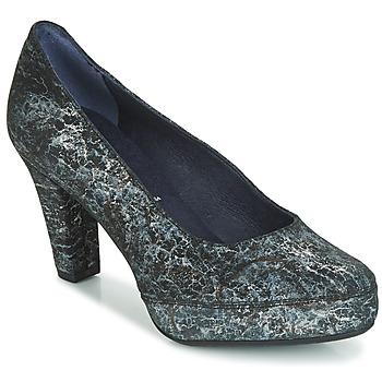 Schuhe Damen Pumps Dorking BLSA Schwarz / Grau