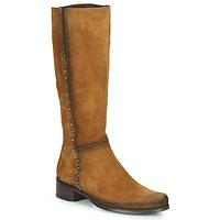 Schuhe Damen Klassische Stiefel Dorking CRUSCA Braun