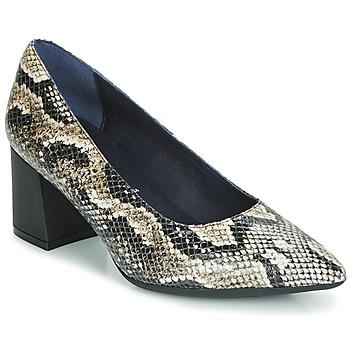 Schuhe Damen Pumps Dorking SOFI Reptil