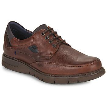 Schuhe Herren Derby-Schuhe Fluchos CELTIC Braun