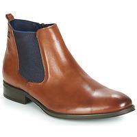 Schuhe Herren Boots Fluchos HERACLES Cognac