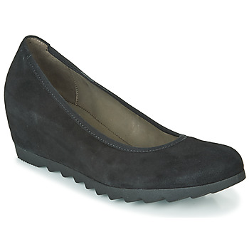 Schuhe Damen Ballerinas Gabor 532017 Schwarz