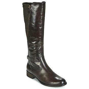 Schuhe Damen Klassische Stiefel Gabor 3164228 Braun