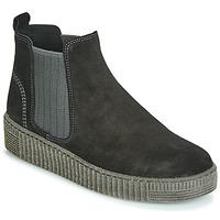 Schuhe Damen Boots Gabor 3373117 Schwarz