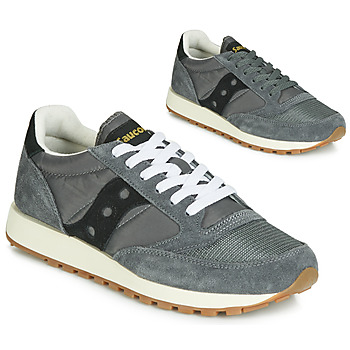 Schuhe Sneaker Low Saucony JAZZ ORIGINAL VINTAGE Grau / Schwarz