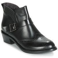 Schuhe Damen Boots Kdopa INNA Schwarz