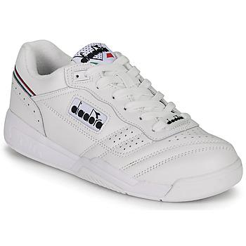 Schuhe Sneaker Low Diadora ACTION Weiss