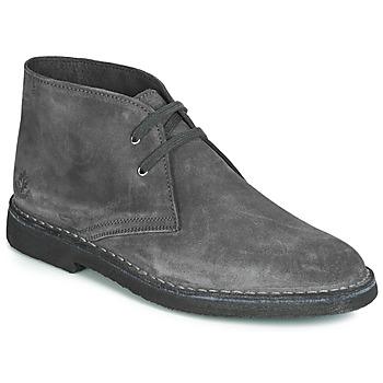 Schuhe Herren Boots Lumberjack BEAT Grau
