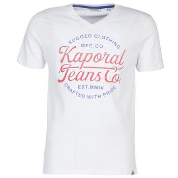 Kleidung Herren T-Shirts Kaporal OBUCE Weiss