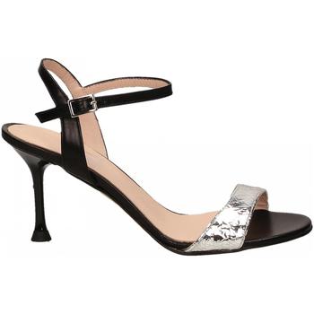 Schuhe Damen Sandalen / Sandaletten Mivida NAPPA nero