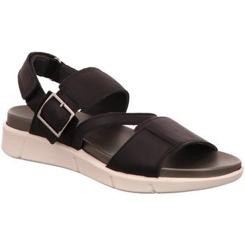 Schuhe Damen Sandalen / Sandaletten Legero Sandaletten 00743-01 schwarz