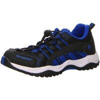 Schuhe Jungen Multisportschuhe Richter Schnuerschuhe 6423-542-9902 schwarz