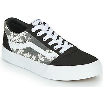 Schuhe Kinder Sneaker Low Vans MY WARD NR Schwarz