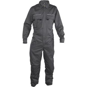 Kleidung Herren Overalls / Latzhosen Sols SOLSTICE PRO MULTI WORK Gris