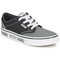 Schuhe Kinder Sneaker Low Vans YT ATWOOD NR Schwarz