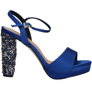 Schuhe Damen Sandalen / Sandaletten Menbur 20279 BLUE