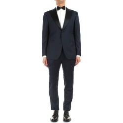Kleidung Herren Anzüge Kiton UASM861K07R1504001 blau