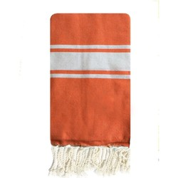 Kleidung Damen Pareo Traditions Med CLASSIQUE ORANGE Orange