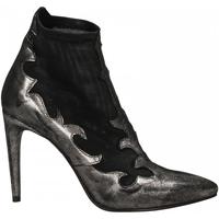 Schuhe Damen Boots Now MARYLIN acciaio