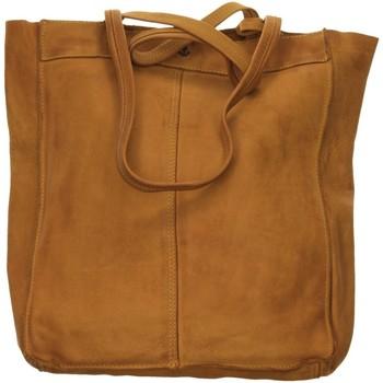Taschen Damen Shopper / Einkaufstasche Harbour2Nd Mode Accessoires ELBE 1 GELB gelb