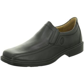 Schuhe Herren Slipper Jomos Slipper 204201000 schwarz
