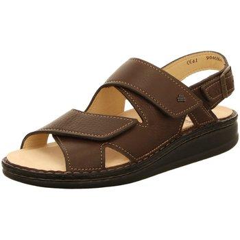 Schuhe Herren Sandalen / Sandaletten Finn Comfort Offene 81528 631023 braun