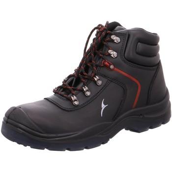 Schuhe Herren Stiefel Albatros S3 Gravitation MID SRC 63.108.0 schwarz