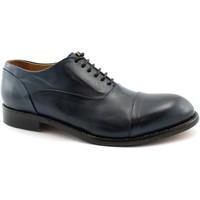 Schuhe Herren Derby-Schuhe J.p. David JPD-E19-36526-BL Blu