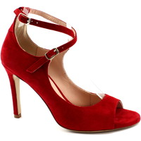 Schuhe Damen Pumps Malù Malù MAL-E19-1484-RU Rosso