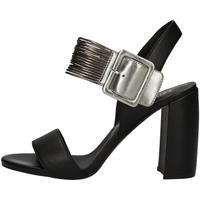 Schuhe Damen Sandalen / Sandaletten Bruno Premi BW3006 Schwarz