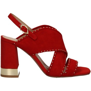 Schuhe Damen Sandalen / Sandaletten Bruno Premi BW2102 Rot