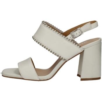 Schuhe Damen Sandalen / Sandaletten Adele Dezotti AV2402 WEISS