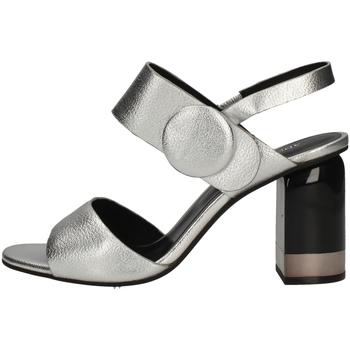 Schuhe Damen Sandalen / Sandaletten Adele Dezotti AV1901 SILVER