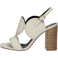 Schuhe Damen Sandalen / Sandaletten Adele Dezotti AV2305 WEISS