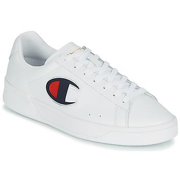 Schuhe Herren Sneaker Low Champion M979 LOW Weiss