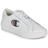 Schuhe Damen Sneaker Low Champion ERA LEATHER Weiss