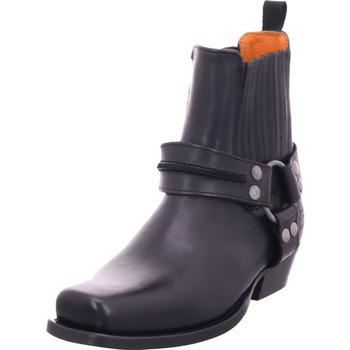 Schuhe Herren Klassische Stiefel Dockers - 170102 schwarz