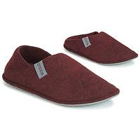 Schuhe Hausschuhe Crocs CLASSIC CONVERTIBLE SLIPPER Bordeaux / Grau