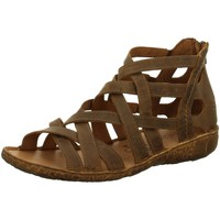 Schuhe Damen Sandalen / Sandaletten Josef Seibel Sandaletten Sandalette Rosalie 17 79517 95 320 braun