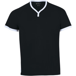 Kleidung T-Shirts Sols ATLETICO SPORTS Negro