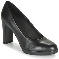 Schuhe Damen Pumps Geox D ANNYA HIGH Schwarz