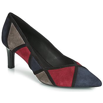 Schuhe Damen Pumps Geox D BIBBIANA Marine