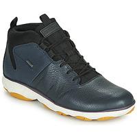 Schuhe Herren Boots Geox U NEBULA 4 X 4 B ABX Marine