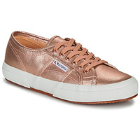 Schuhe Damen Sneaker Low Superga 2750 COTMETU Weiss