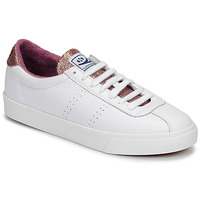Schuhe Damen Sneaker Low Superga 2843 COMFLEALAMEW Weiss